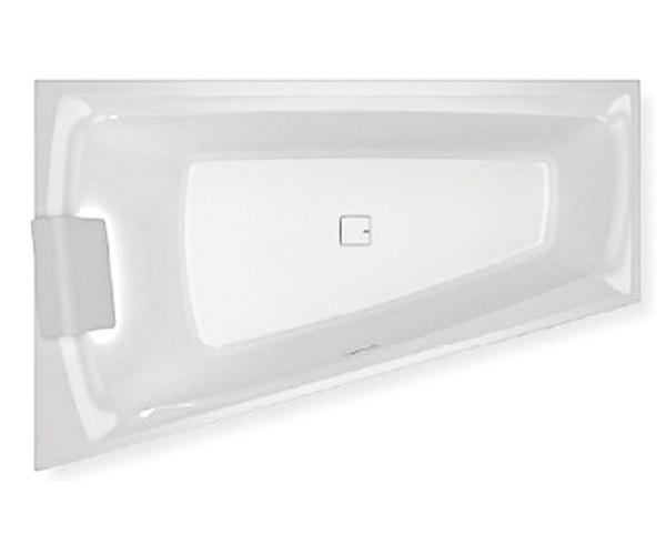 ванна акриловая RIHO STILL SMART 170х110 с подсветкой