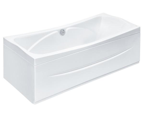 ванна акриловая SANTEK КОРСИКА 180х80