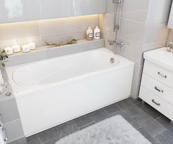 ванна акриловая SANTEK КАСАБЛАНКА 170х80