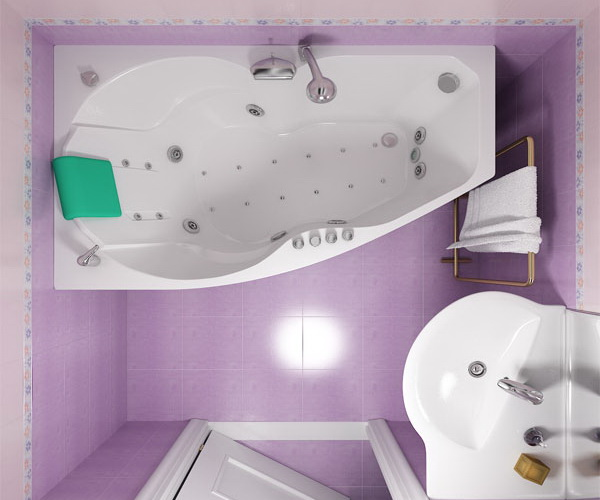 ванна акриловая TRITON БРИЗ 150х95