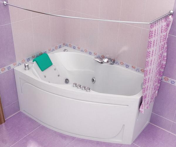 ванна акриловая TRITON ЛАЙМА 160х95