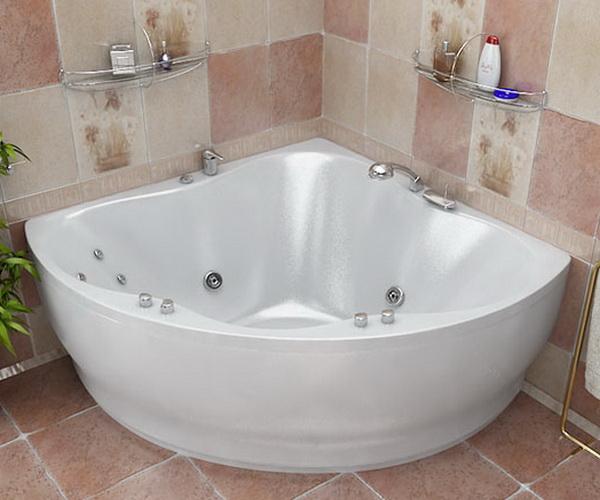 ванна акриловая TRITON ЛИЛИЯ 150х150