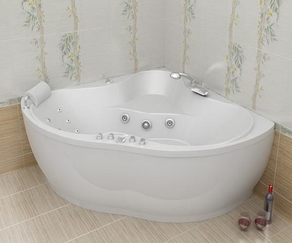 ванна акриловая TRITON МЕДЕЯ 142х142