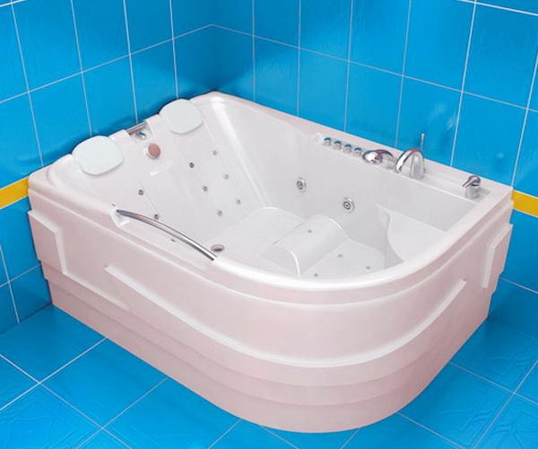 ванна акриловая TRITON РЕСПЕКТ 180х130