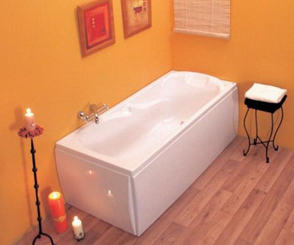 ванна акриловая VAGNERPLAST CHARITKA 170х75