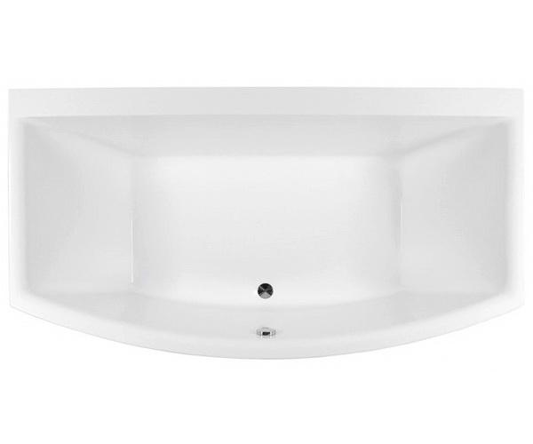 ванна акриловая VAGNERPLAST INSPIRA 190х100