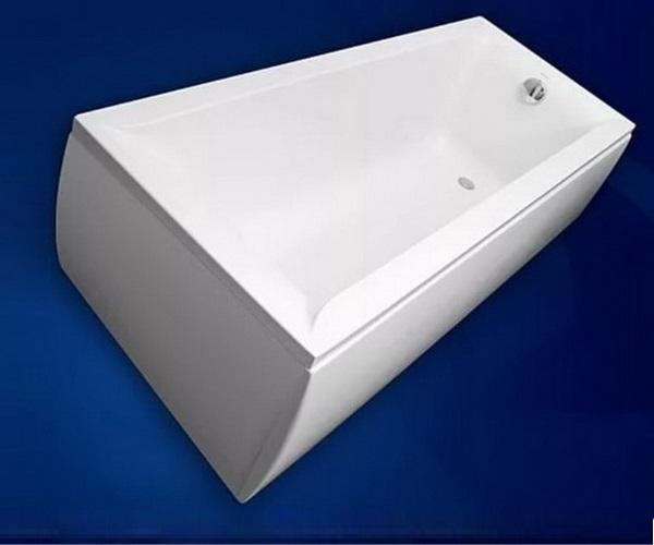 ванна акриловая VAGNERPLAST VERONELA 170х75