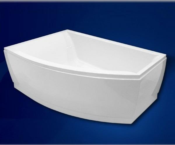 ванна акриловая VAGNERPLAST VERONELA 160х105
