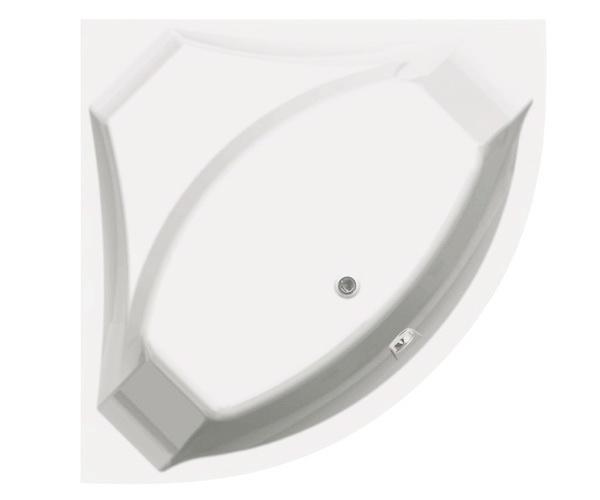 ванна акриловая VAGNERPLAST VERONELA CORNER 140х140