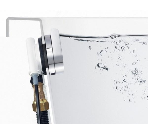перелив для ванны VIEGA MULTIPLEX