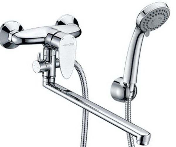 смеситель для ванны WASSERKRAFT LEINE